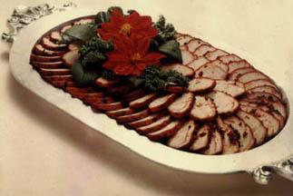 New York Caterer - Elegant Eating: Roast Pork Tenderloin