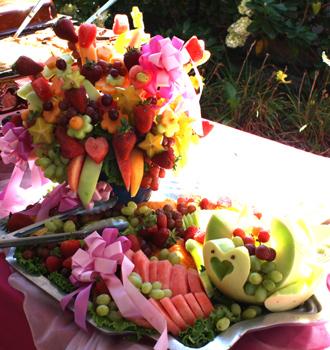fruit presentation ideas