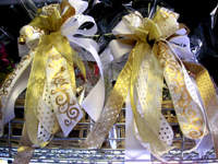 Beautiful Gift Baskets made by Elegant Eating