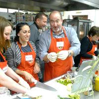 Cooking Class - Having Fun