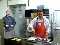 Cooking Class Participant