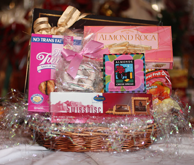 Birthday Gift Basket Or Thank You