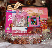 Birthday Gift Basket or Thank You Gift Basket