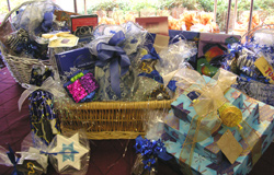 Hanukkah or Chanukah Gift Basket