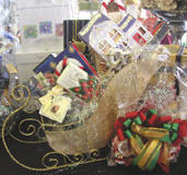 Christmas or Chanukah Gift Basket