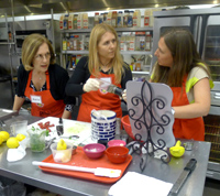 Meeting new people at a fun, cooking class. Italian Cooking Class, Suffolk County, Long Island