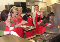 Steak and Cake Cooking Class - Suffolk County Cooking School