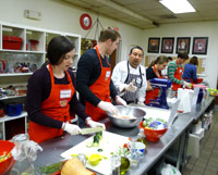 Winter Dinner Party Cooking Class