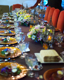 Spring Holidays with Elegant Eating Catering - Great Food Easter and Passover