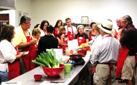 Vegetarian Cooking Class
